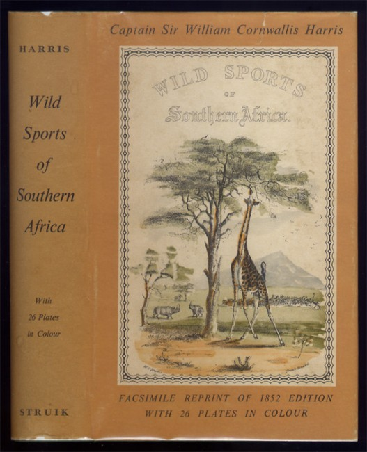 THE WILD SPORTS OF SOUTHERN AFRICA