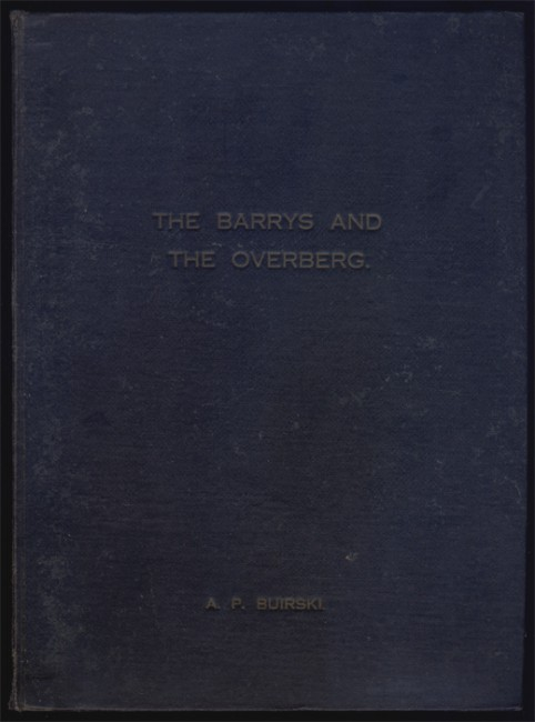 THE BARRYS AND THE OVERBERG