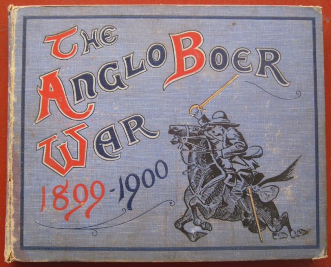 The Anglo-Boer War 1899-1900 (Album of 300 photo engravings)
