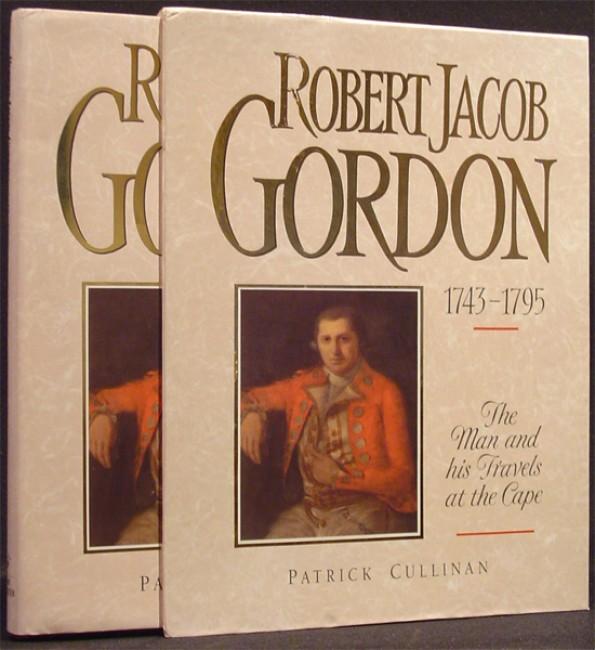 ROBERT JACOB GORDON 1743 - 1795