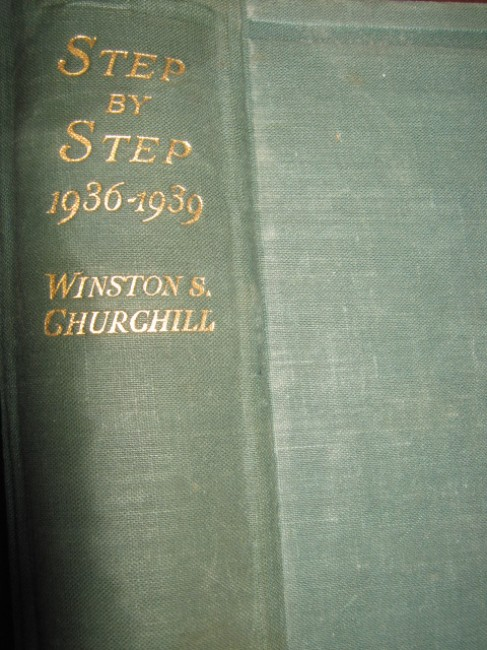 Step by Step 1936-1939 (first edition; 1939)