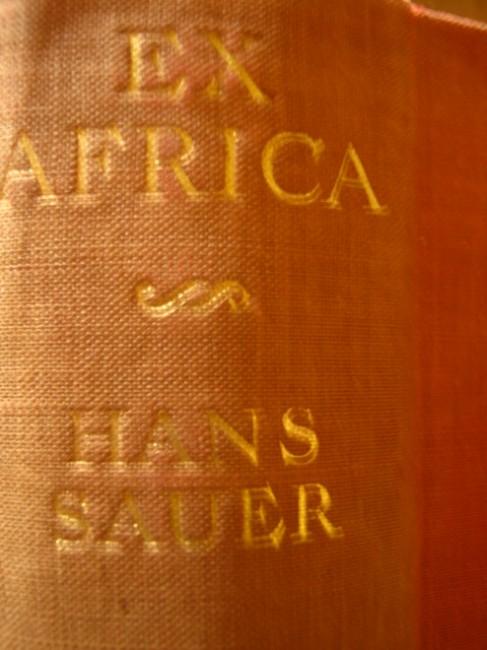 Ex Africa (1937)