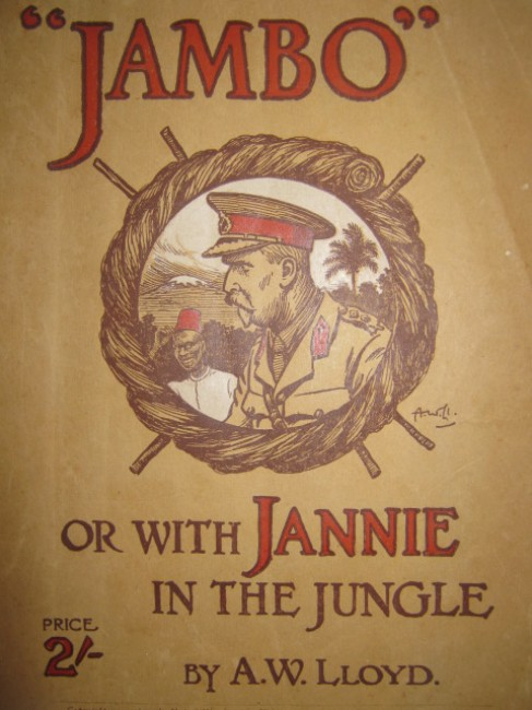 Jambo or with Jannie in the Jungle . . . (about 1917)
