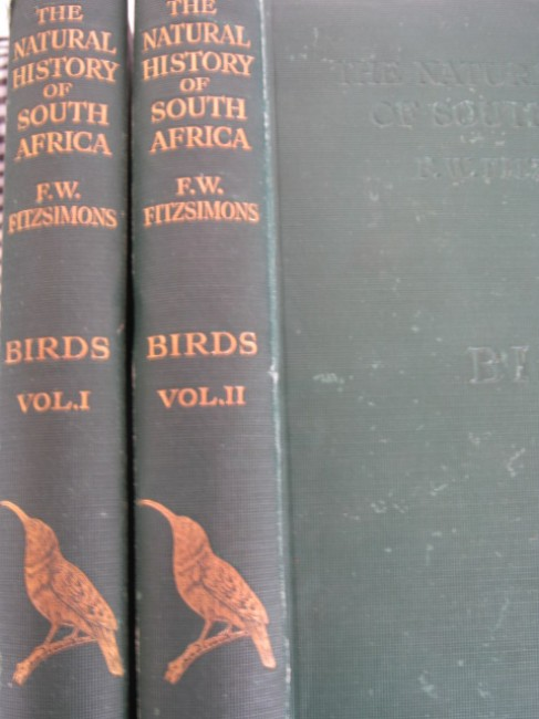 The Natural History of South Africa. Birds Vols I and II (complete; 1923)