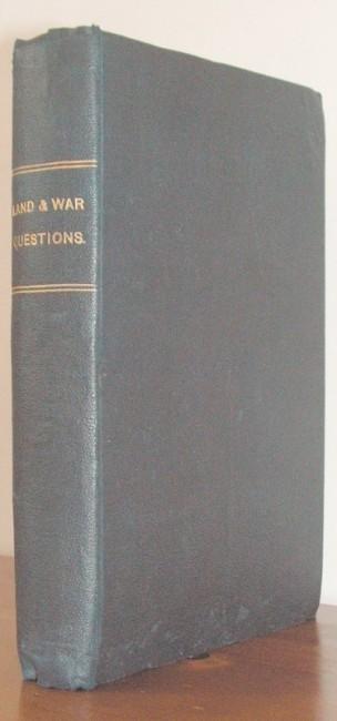 \'Land & War Questions\'