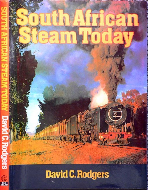 SOUTH AFRICAN STEAM TODAY - 1980 - 1st Edition
