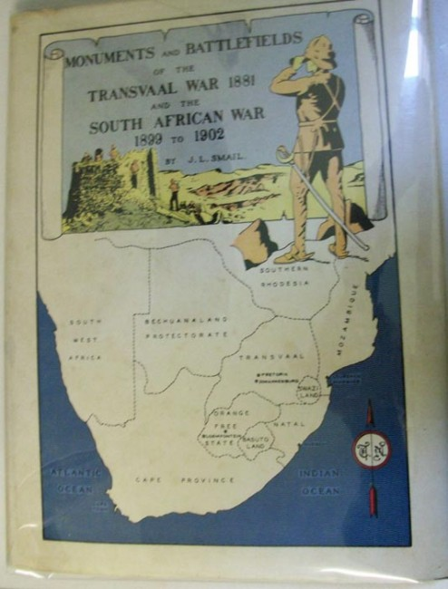 Monuments And Battlefields Of The Transvaal War 1881 And The