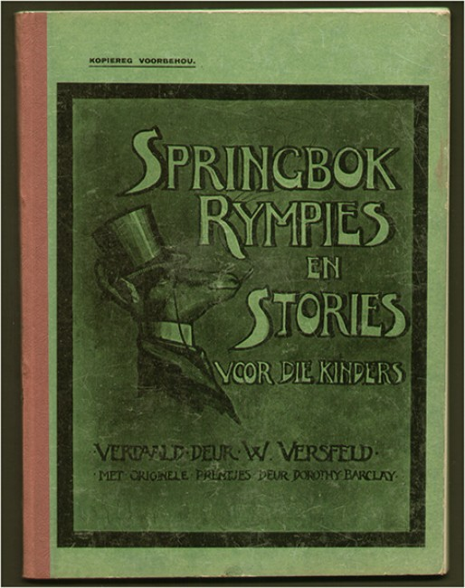 SPRINGBOK RYMPIES EN STORIES