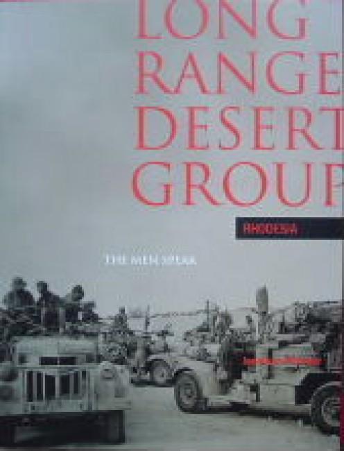 Long Range Desert Group Rhodesia The Men Speak Auction 18