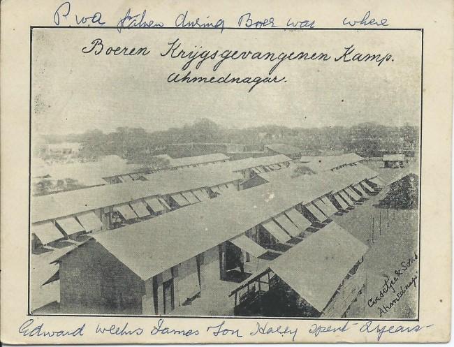 Post card [South African War]