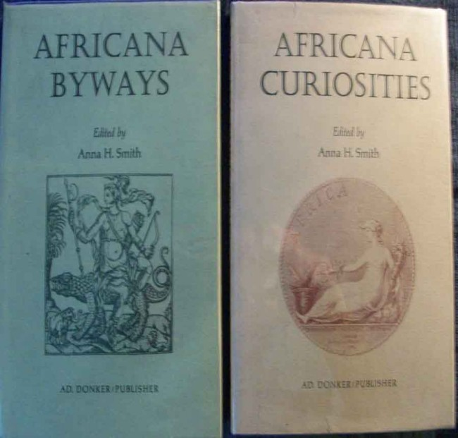 Africana Curiosities & Africana Byways
