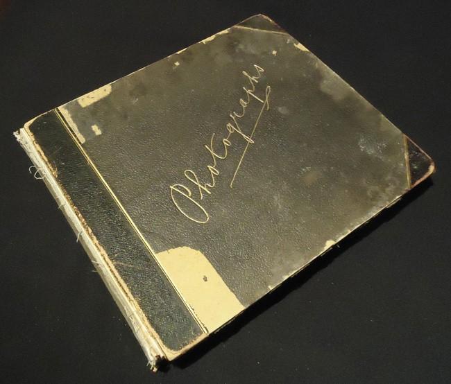 PHOTOGRAPH ALBUM OF SISTER A.L. JONES