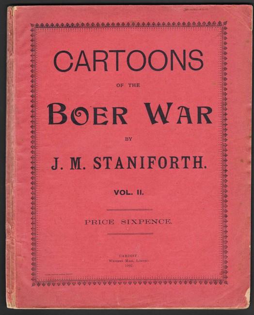 CARTOONS OF THE BOER WAR
