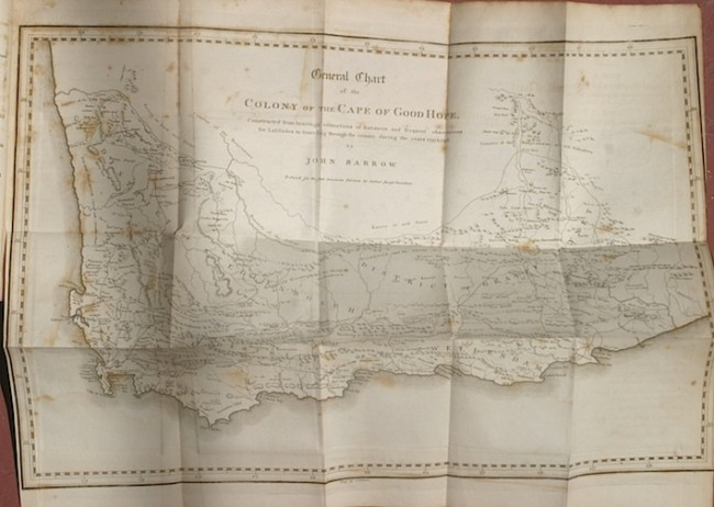 An Account of Travels Into the Interior of Southern Africa in the Years 1797 and 1798 (1802)