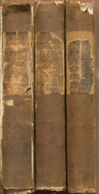 A Popular Description of Africa: Geographical, Historical, and Topographical in 3 Volumes (1829)