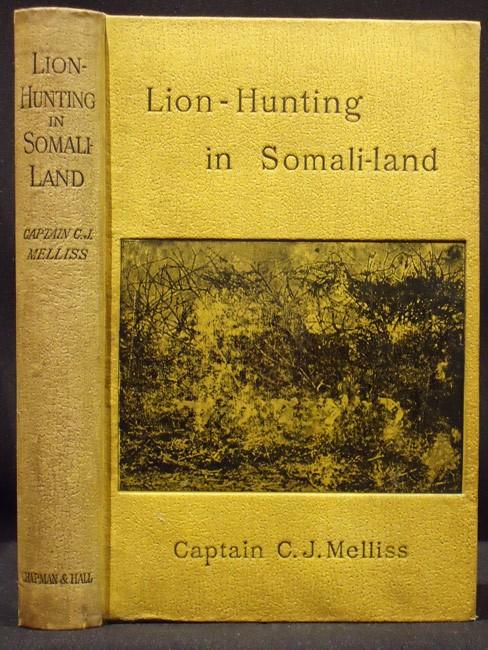 LION-HUNTING IN SOMALI-LAND