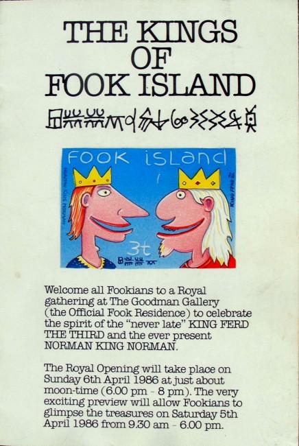 The Kings of Fook Island