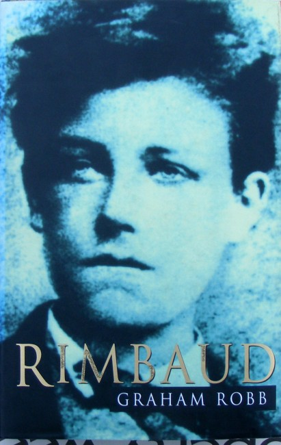 Rimbaud (bookplate by Kentridge)