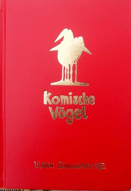 Komische Vogel . (signed,dated ,numbered)