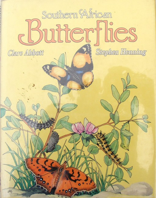 Southern African Butterflies (signed)