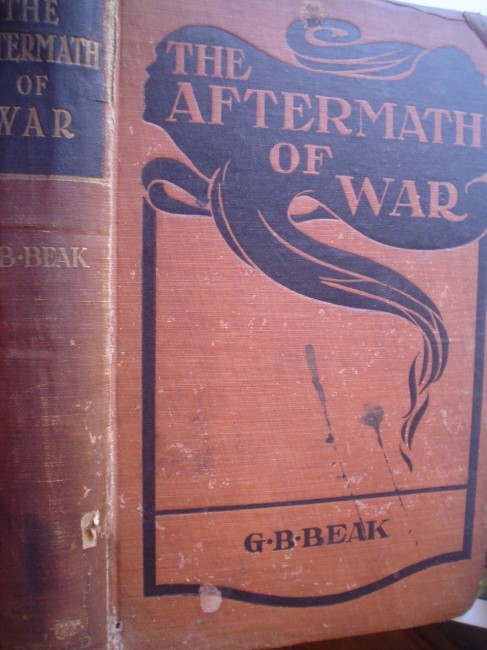 The Aftermath of War: An account of the repatriation of Boers and Natives in the Orange River Colony 1902-1904