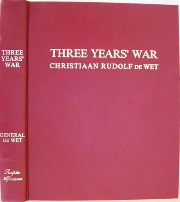Three Years' War (Limited Edition)