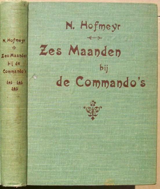 Zes Maanden bij de Commando's