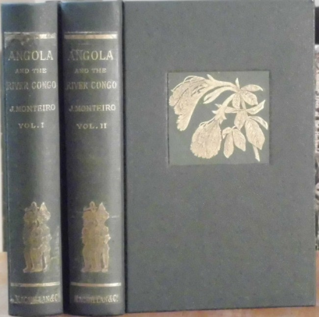 Angola and the River Congo, 2 Vols