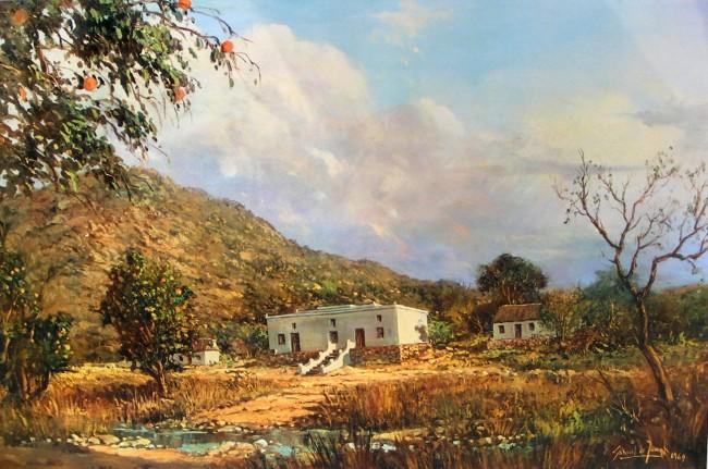 Boekenhoutfontein (Paul Kruger's Farm House)