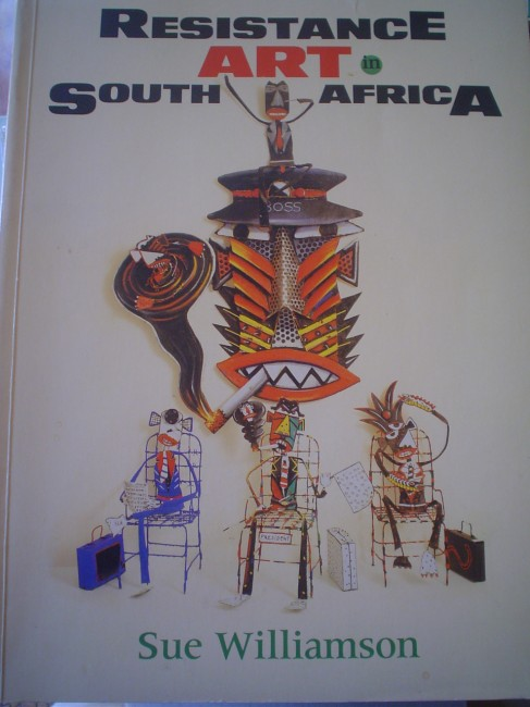 Resistance Art in South Africa
