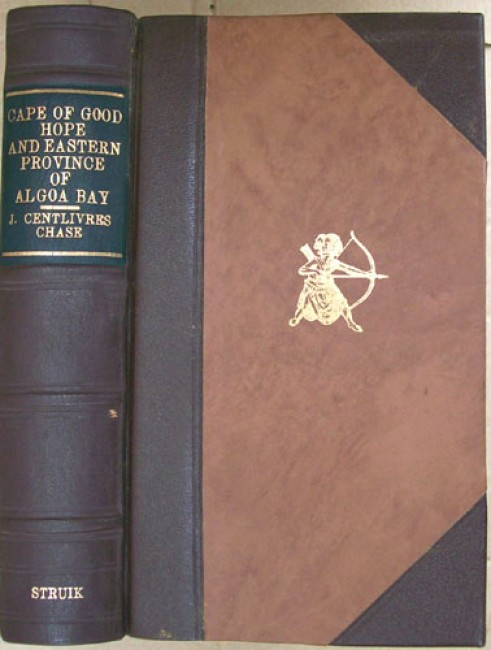 The Cape of Good Hope and the Eastern Province of Algoa Bay, etc. etc. With Statistics of the Colony (De luxe edition)