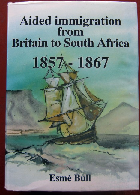 Aided Immigration from Britain to South Africa 1857-1867