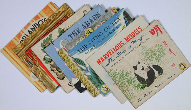 PUFFIN PICTURE BOOKS