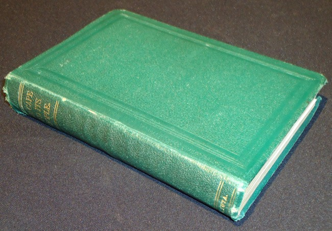 THE CAPE AND ITS PEOPLE AND OTHER ESSAYS (Presentation copy from Maclear to Herschel)