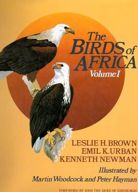 Birds of Africa (Seven volumes, 1982-2004)