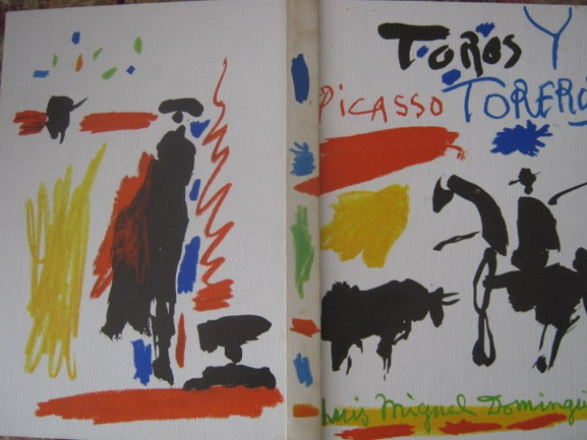 Picasso Toros Y Toreros (bulls And Bullfighting) (text In