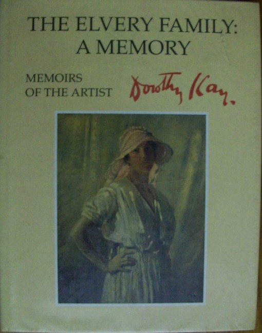 The Elvery Family: Memoirs of the Artist