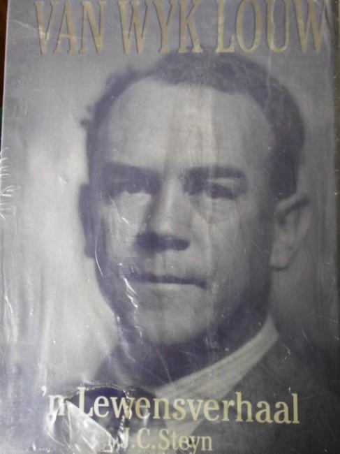 Van Wyk Louw. 'n Lewensverhaal (2 vols in unopened shrink-wrapped box)