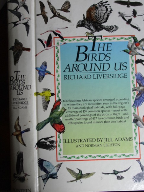 The Birds Around Us . . . (signed by author)