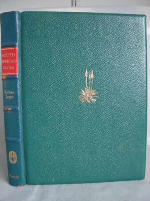 SOUTH AFRICAN ALOES  De Luxe Collector's signed edition