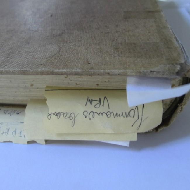 Ordonnantie-Boek van den Oranjevrijstaat. Met bladwijzer en kantteekeningen. 1854-1880