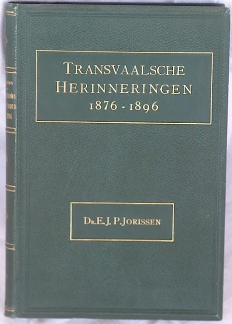 Transvaalsche Herinneringen 1876-1896
