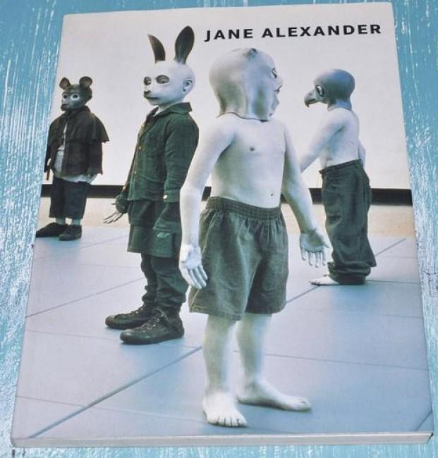 Jane Alexander full colour catalogue of 2002 Daimler Chrysler Award Exhibition
