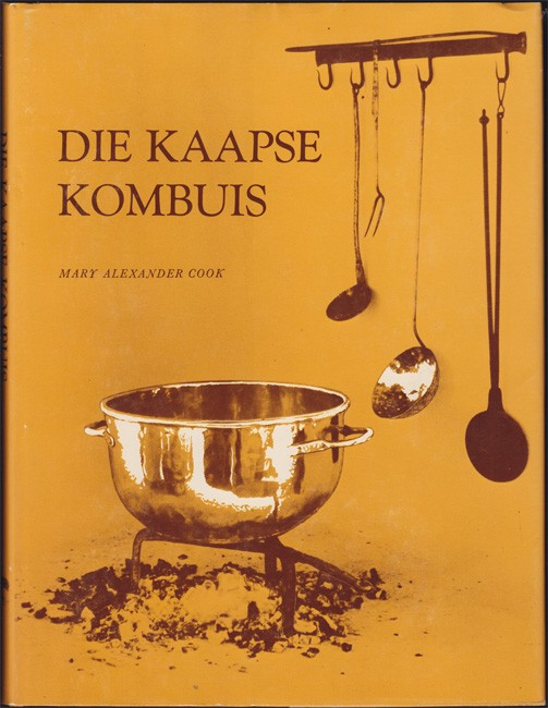 DIE KAAPSE KOMBUIS (Signed by author)