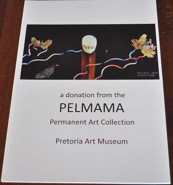 PELMAMA Permanent Art Collection - Pretoria Art Museum - Edition Limited to 120 copies