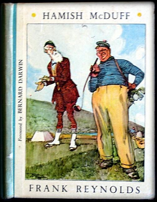 HAMISH McDUFF (Scarce golfing title)