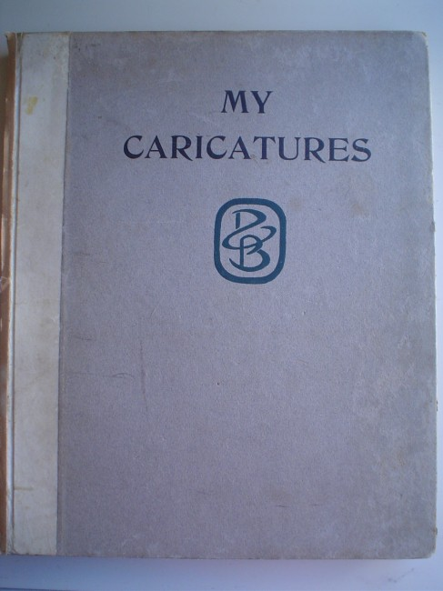 SIGNED: My Caricatures