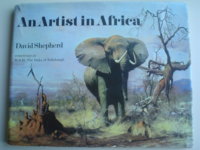 SIGNED: An Artist in Africa