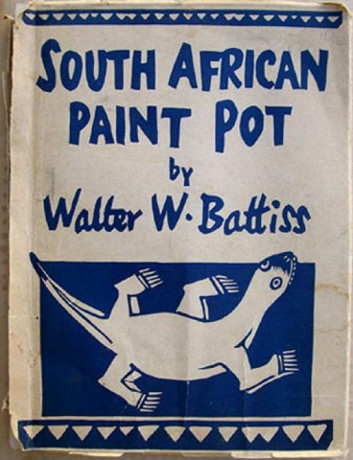 South African Paint Pot