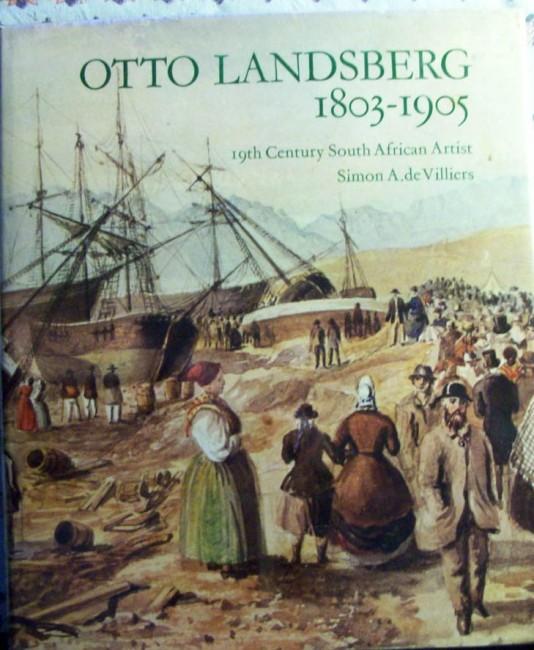 Otto Landsberg 1803-1905-19th Century South African Artist